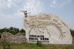 Dinosaur Park Gujarat भारत का पहला डायनासोर संग्रहालय