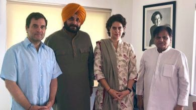 Photo of Navjot Singh Sidhu Resigns from Punjab Cabinet सिधु ने 10 जून को राहुल गाँधी को सौपा इस्तीफा ट्विटर पर शेयर किया