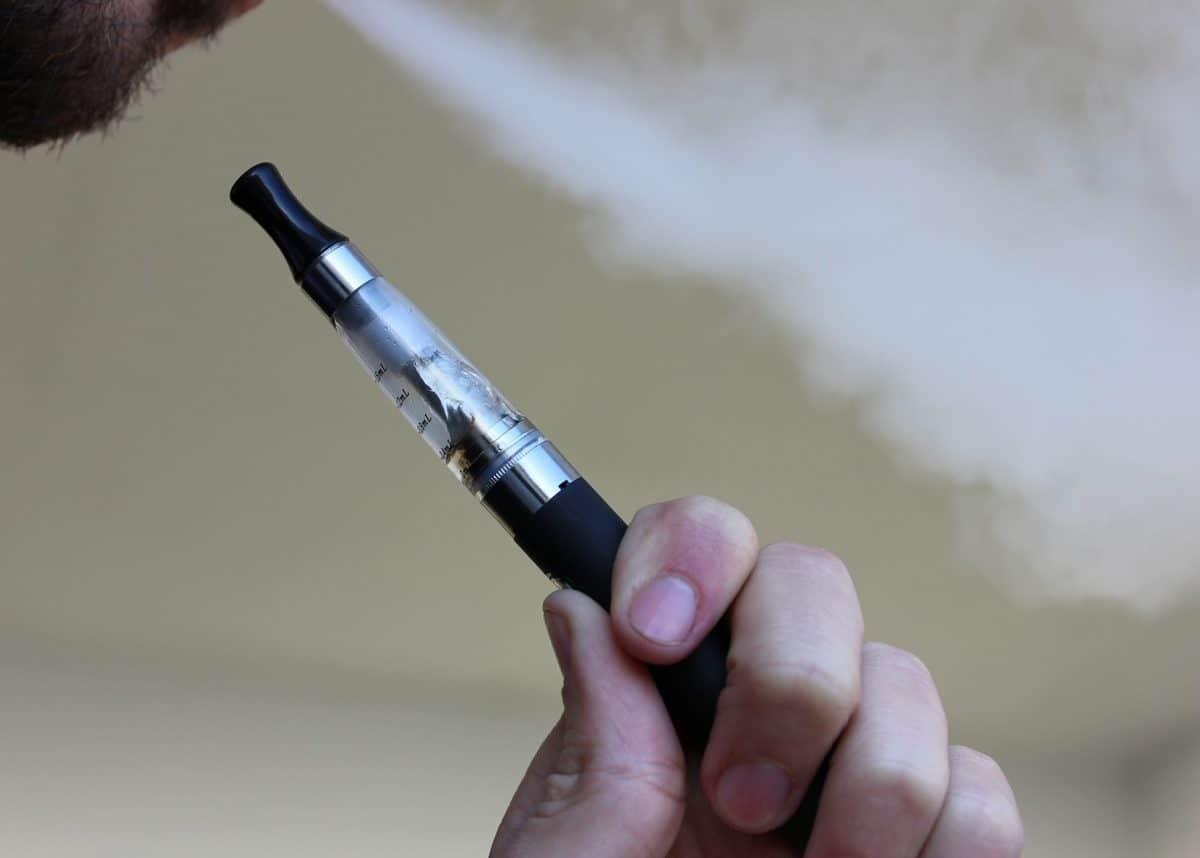 e cigarette ban in hindi