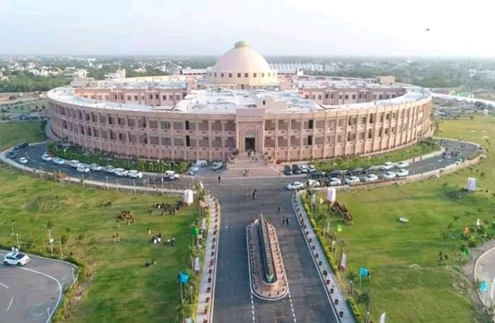 Rajasthan High Court New Building By President नई बिल्डिंग