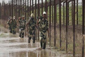 54 BSF स्थापना दिवस 1 दिसम्बर को मनाया गया, BSF in Hindi