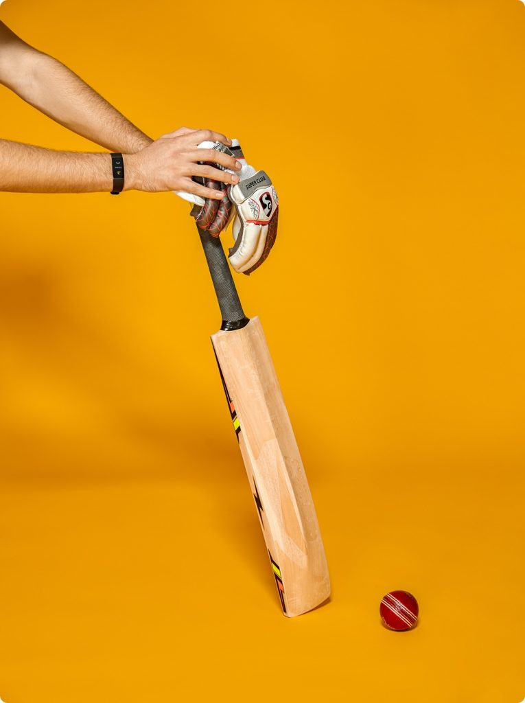 realme band cricket mode